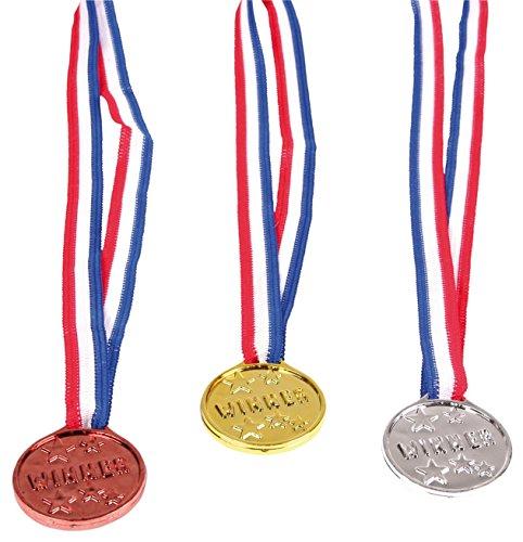 Kostüm Wettbewerb Gewinnen - amscan 3793 Medaillen