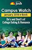 Campus Watch January 2018 eBook: Secrets to Manage and Save Pocket Money in College