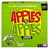 Mattel Apples to Apples Junior - The Game of Crazy Combinations! by