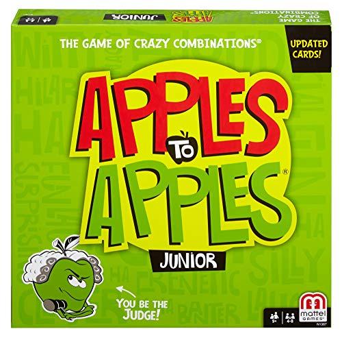 Mattel: Manzanas con manzanas junior