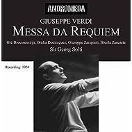 Verdi: Messa da Requiem (1956-1958)