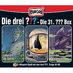 31/3er Box - Folgen 91 - 93