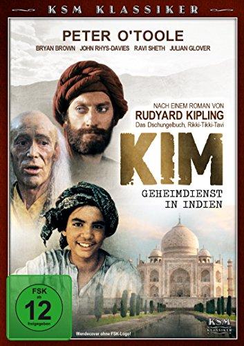 KIM: Geheimdienst in Indien (KSM Klassiker)