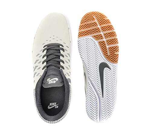 Nike - Nike Free Sb, Scarpe da ginnastica Unisex – Adulto (sail cool grey white)
