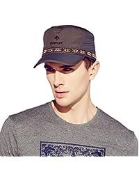 Kenmont hommes d'été casquette militaire extérieure pare-soleil sport chapeau