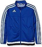 adidas Kinder Jacke/Anoraks Tiro15 Trg Jk Y, bold blau/Weiß/schwarz, 140, S22329