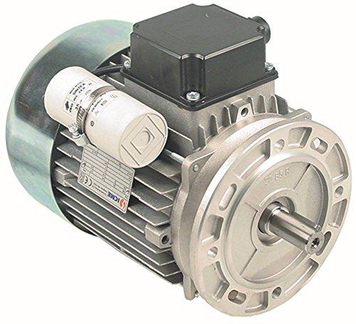 ICME M905B Motor für Teigknetmaschine Fimar IM25C, IM25F, IM25S, IM25E 230V 1,1kW 1400U/min 50Hz Welle ø 19mm 1 -phasig ø 180mm
