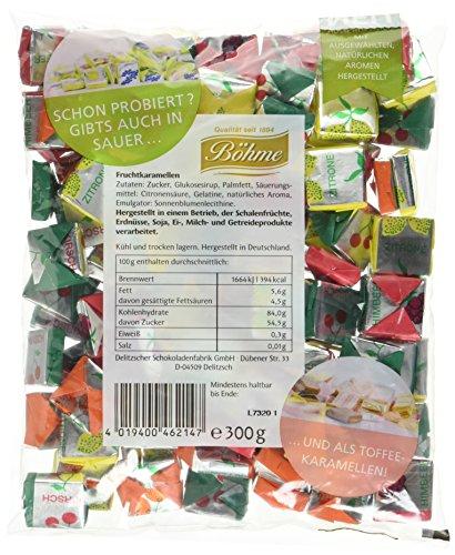 Böhme Fruchtkaramellen,8er Pack (8x 300 g)