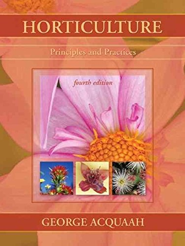 [(Horticulture : Principles and Practices)] [By (author) George Acquaah] published on (May, 2008)