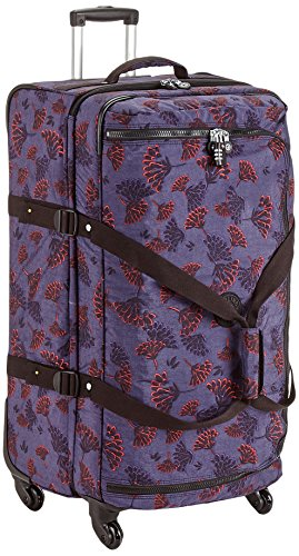 Kipling - CYRAH L - 101 Litri - Trolley - Floral Night - (Multi color)