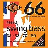 Rotosound Swing Bass 66LB Jeu de Cordes 35-90