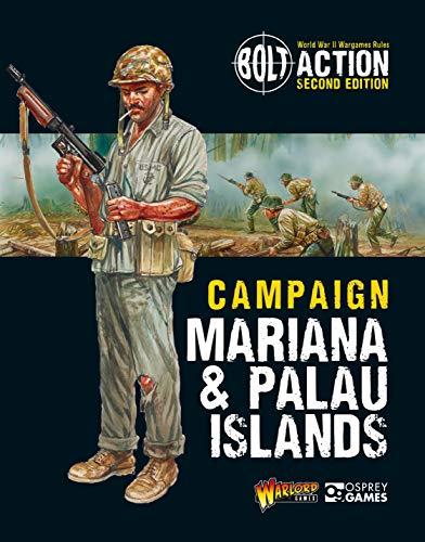 Bolt Action: Campaign: Mariana & Palau Islands (English Edition) -