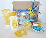 Canastilla Ecológica 'Bienvenido Bebé' | Set con dos Productos...