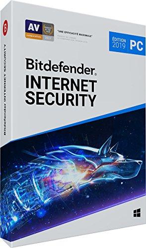 Bitdefender Internet Security 2019 | 5 PC | 2 Ans