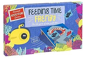 Professor Puzzle Feeding Time Frenzy Juego de jardín