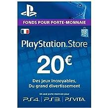 Playstation LiveCards 20 [Importación francesa]