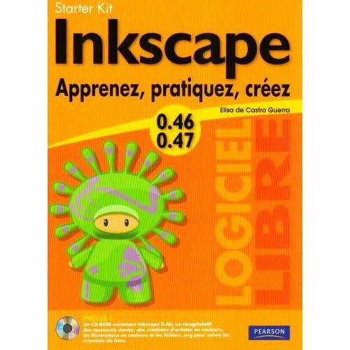 Inkscape 0,46 - 0,47  -  Apprenez, pratiquez, créez
