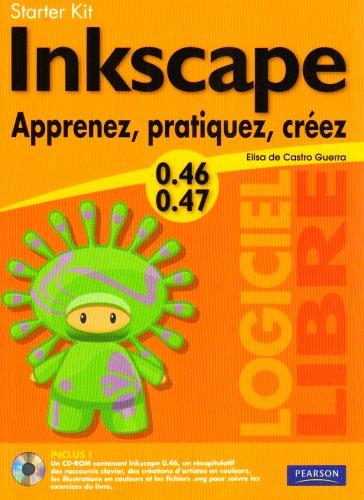 Inkscape 0,46 - 0,47 - Apprenez, pratiquez, créez PDF Books