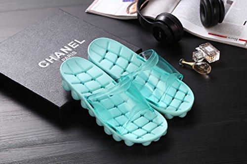 Trous De Bleus Piscine Confortable Sandales Adultes Chaussons Plage YqnOq0Bwx