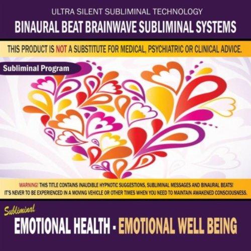Being Emotional: Emotional Well-Being By Binaural Beat
