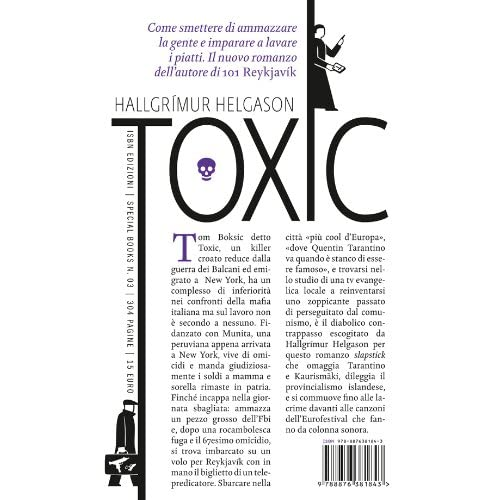 Toxic (Special Books)