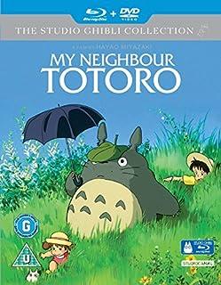 My Neighbour Totoro [Blu-ray + DVD] [1988] (B008LU8O7M) | Amazon Products