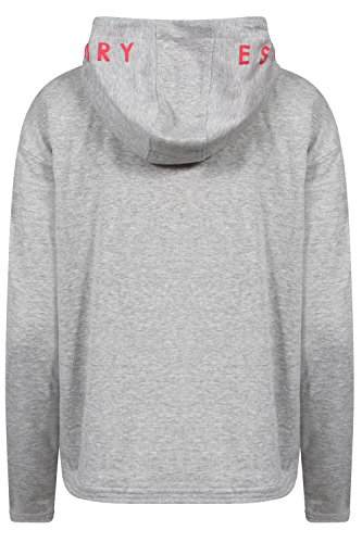 Tokyo Laundry Damen Straight Leg Trainingsanzug grau grau Light Grey - Hoodie