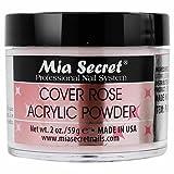 Mia Secret tapa de acrílico polvo, 60ml, rosa