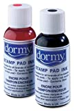 Dormy Stamp Pad Ink 28ml Black