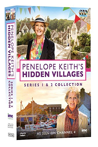 Bild von Penelope Keiths Hidden Villages Series 1 & 2 Collection - As Seen on Channel 4 [DVD] [UK Import]