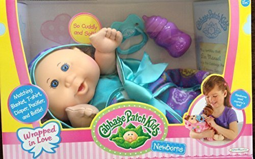 cabbage-patch-kids-2014-limited-edition-holiday-brunette-with-blue-eyes-by-jakks-pacific-inc