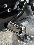 Leva del cambio Triumph, pedale, Scrambler 900,Thruxton 900,Bonneville 900,Street Twin, Bonneville T120,Rocket Roadster, in alluminio