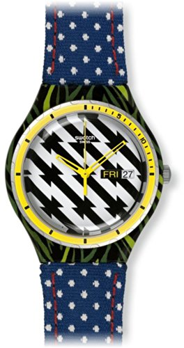 Orologio swatch ygs7016 tiger babs unisex