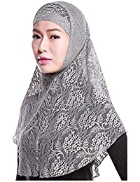 MagiDeal Islamischen Muslimischen Unter Kopftuch Hijab Kopft/ücher Hijab Kopftuch Damen Unter Schal