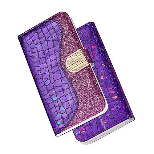 HUDDU Carcasa Compatible para iPhone 6 Plus iPhone 6S Plus Funda Libro Cuero Tapa Flip Case...