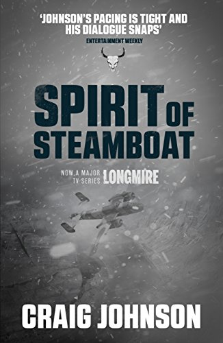 Spirit of Steamboat (A Walt Longmire Mystery) (English Edition)