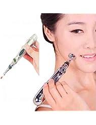 dynry (TM) d'acupuncture électrique Stylo Laser Santé Moniteur Méridiens Laser aimant de massage Therapy Instrument Méridien énergie Stylo masseur