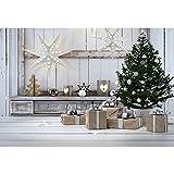 Mu 150x 220cm de Noël Photographie Toile de fond Décorations d'intérieur fond pour nouveau-né enfant bébé Photo Studio Prop Xt-5669