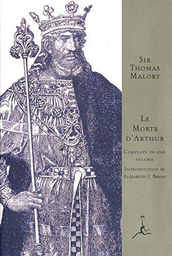 Le Morte D'Arthur (Modern Library) by Sir Thomas Malory (1994-10-27)