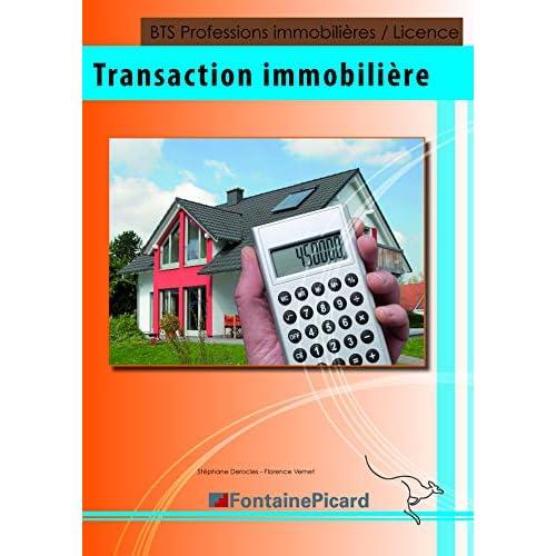 Transaction immobilière BTS Professions immobilières / Licence