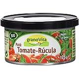 Granovita Pate Tomate Rucula Bio - 125 gr - [Pack de 3]