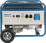 Generador eléctrico Endress café 6000 BS 240210 de combustible Gasolina 5,5 kVA de potencia