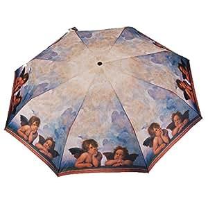 Petit parapluie ange chapelle sixtine