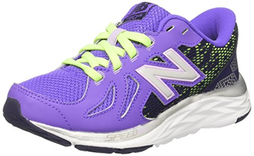New Balance Unisex Kids 790v6 Low-Top Sneakers, Purple (Purple), 12 UK 30 1/2 EU