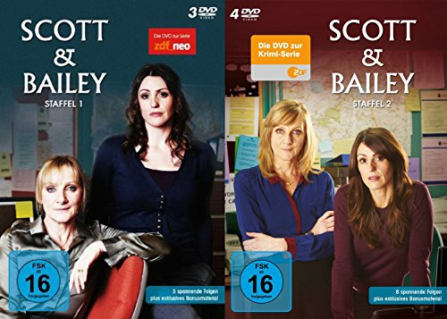 Scott & Bailey Staffel 3