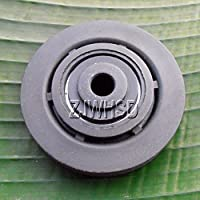 Abbott Poulie universelle de roulement de 73mm en nylon – pièces de rechange pour gym