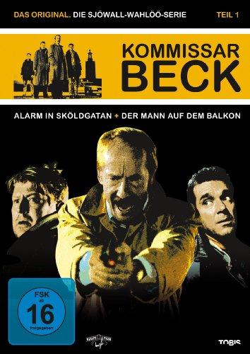 Kommissar Beck - Das Original. Die Sjöwall-Wahlöö-Serie, Teil 1 [2 DVDs] (Beck Dvd)