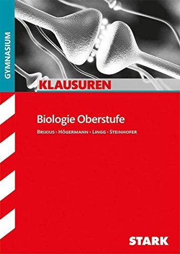 Klausuren Gymnasium - Biologie Oberstufe