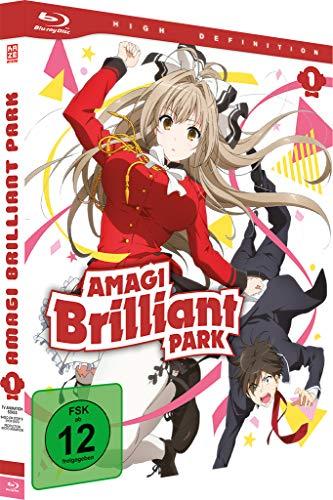 Amagi Brilliant Park - Blu-ray 1