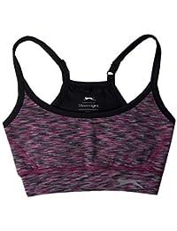 Slazenger Femmes Sport Yoga Course Jogging Exercice De Fitness Bra